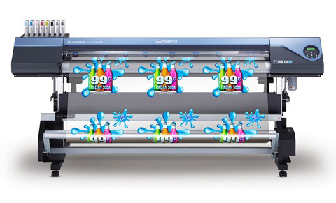 Wide Format Printer Roland VS640 150 cm